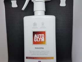 AutoGlym Magma 500 ML Iron Particle Remover for Bodywork & Wheels