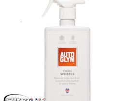 Autoglym Clean Wheels 500ml For Rapid Dissolution Of Corrosion and Traffic Film